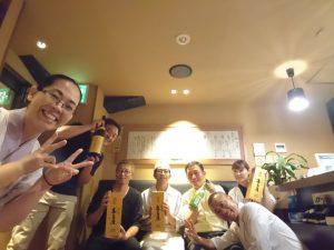 喜多屋日本酒の会2018